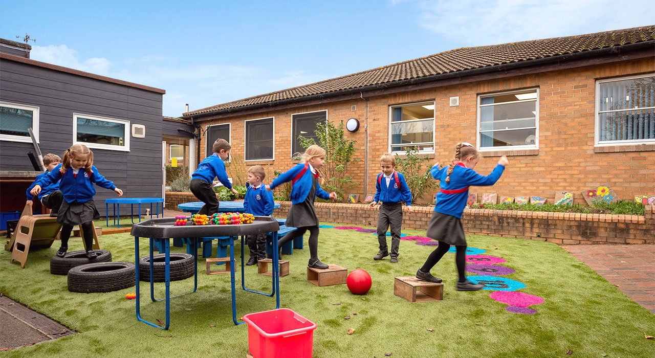 Life at Shelley Primary School
